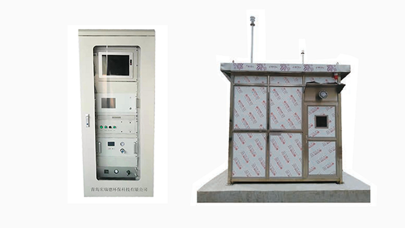 VOC在线监测系统和分析小屋