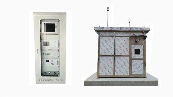 VOC咋西安监测系统分析小屋