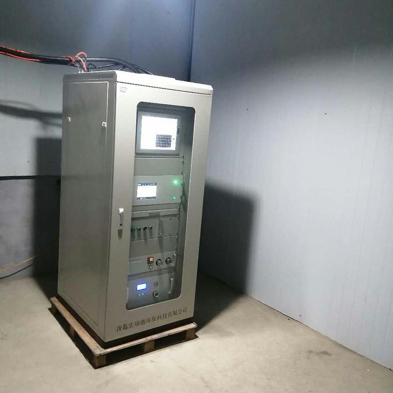 VOC在线监测系统室内