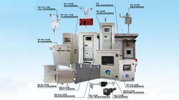 烟气在线监测系统汇总图