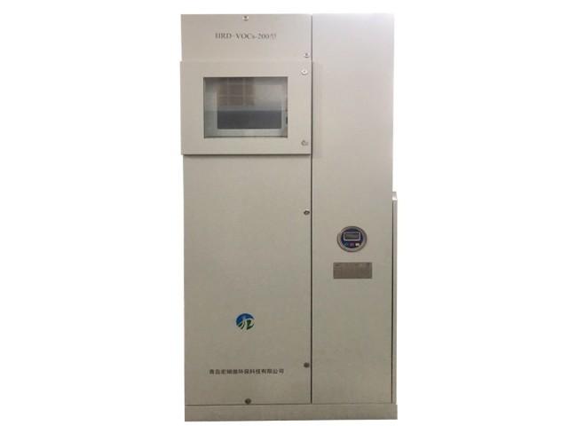 HRD-VOCs-200型   VOCs防爆在线监测系统